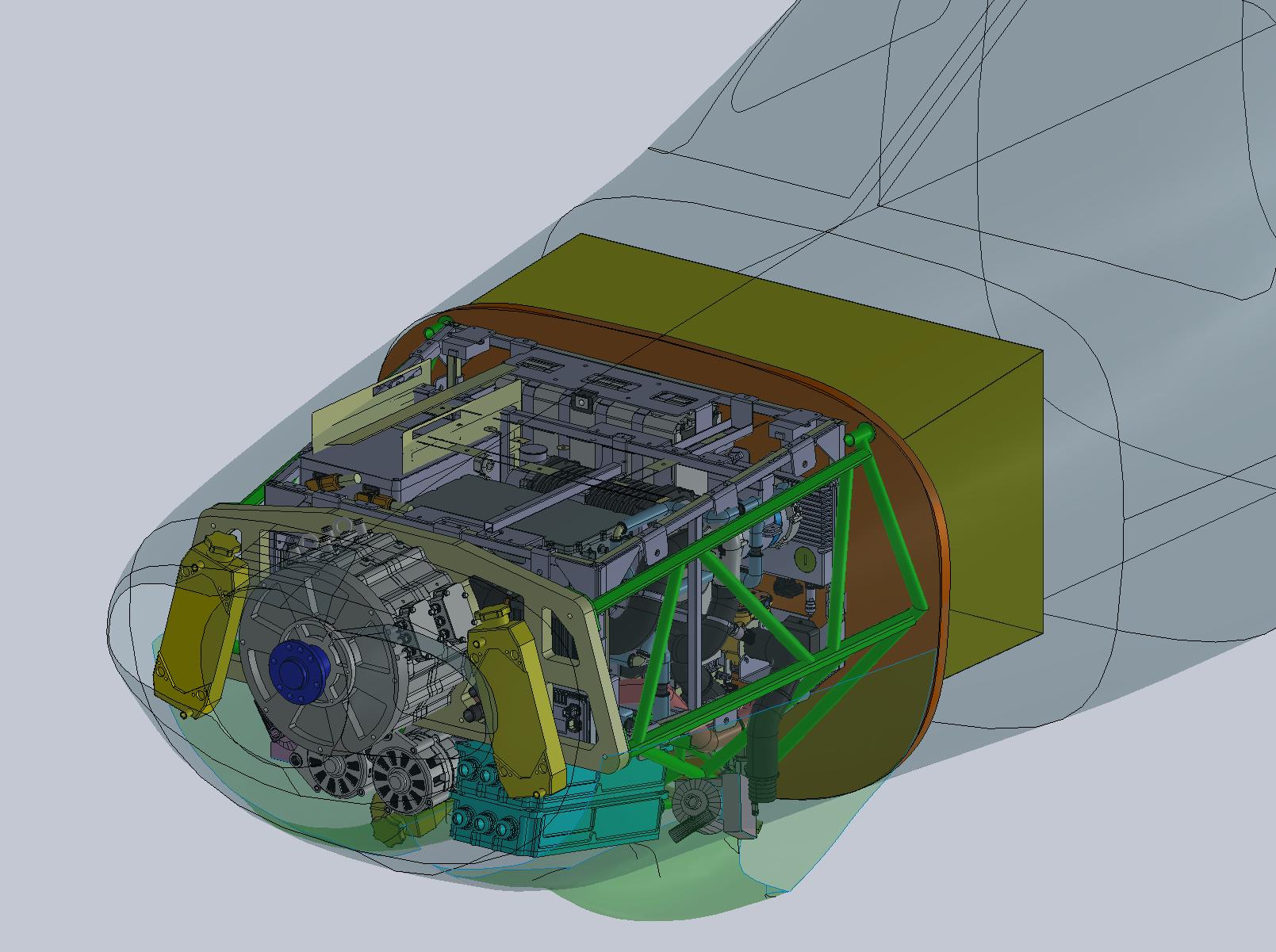 Gallery Hydrogen electric powertrain for aviation 3