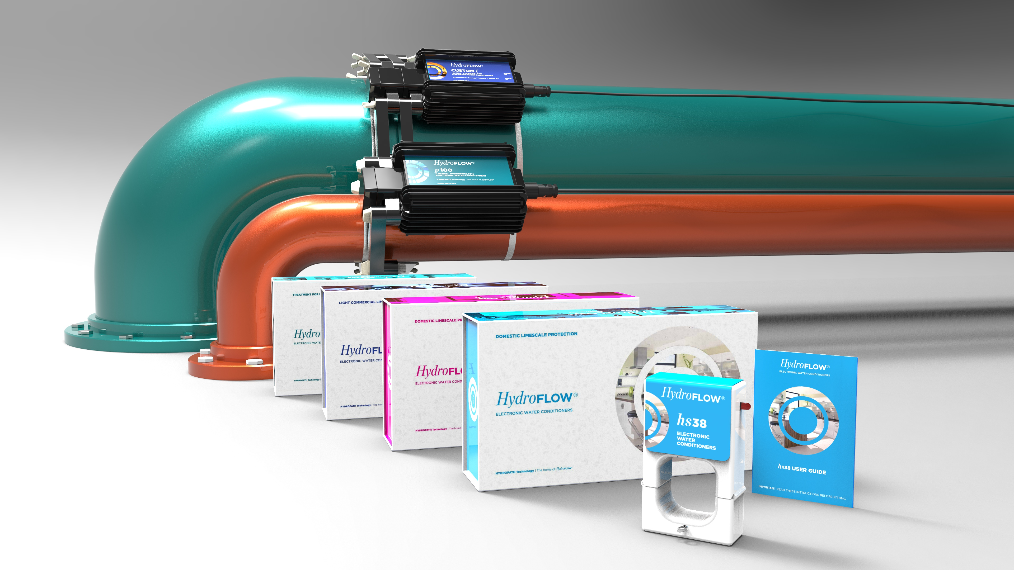 Gallery HydroFLOW Water Conditioners 3