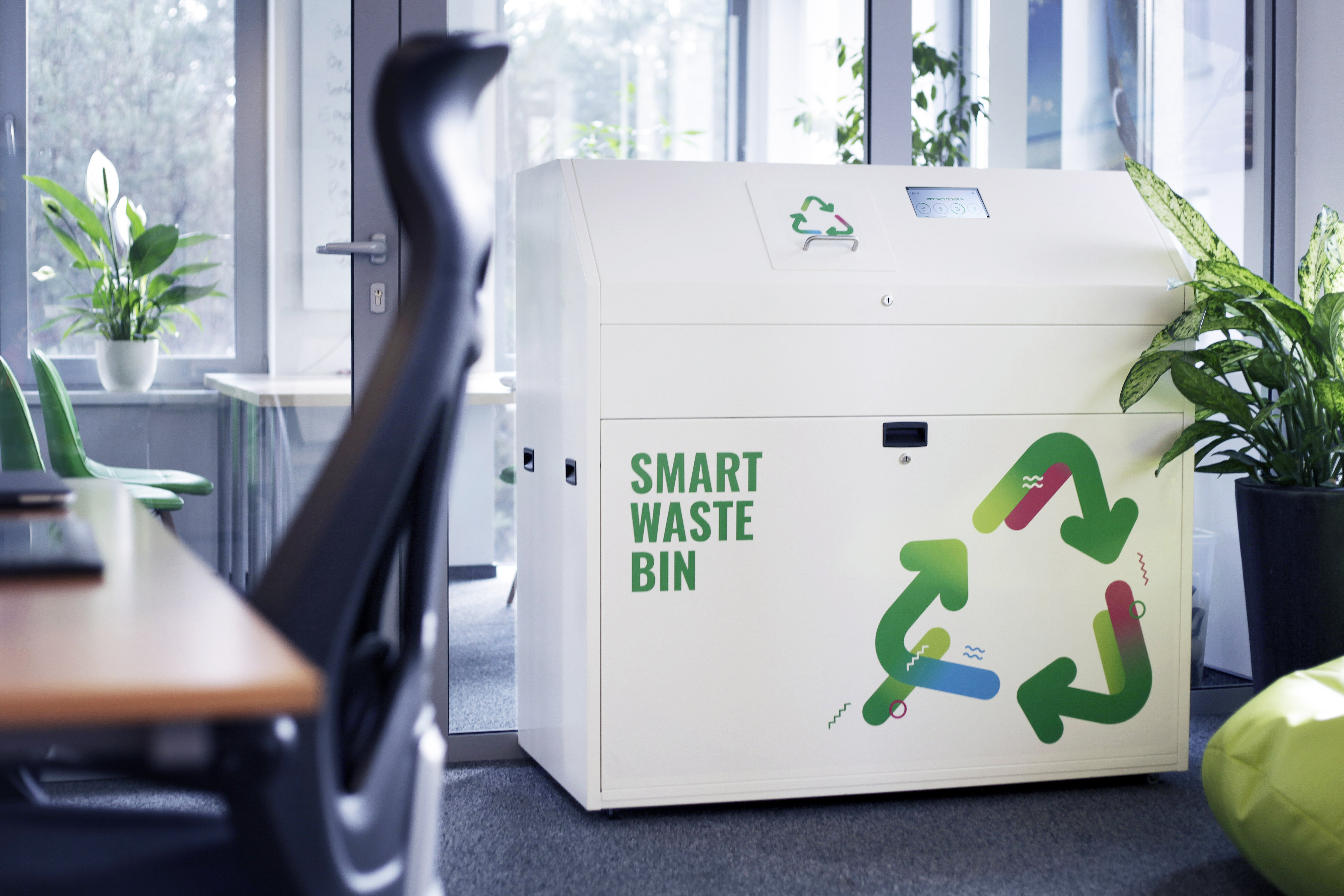 Gallery Bin-e  Waste Management System 3