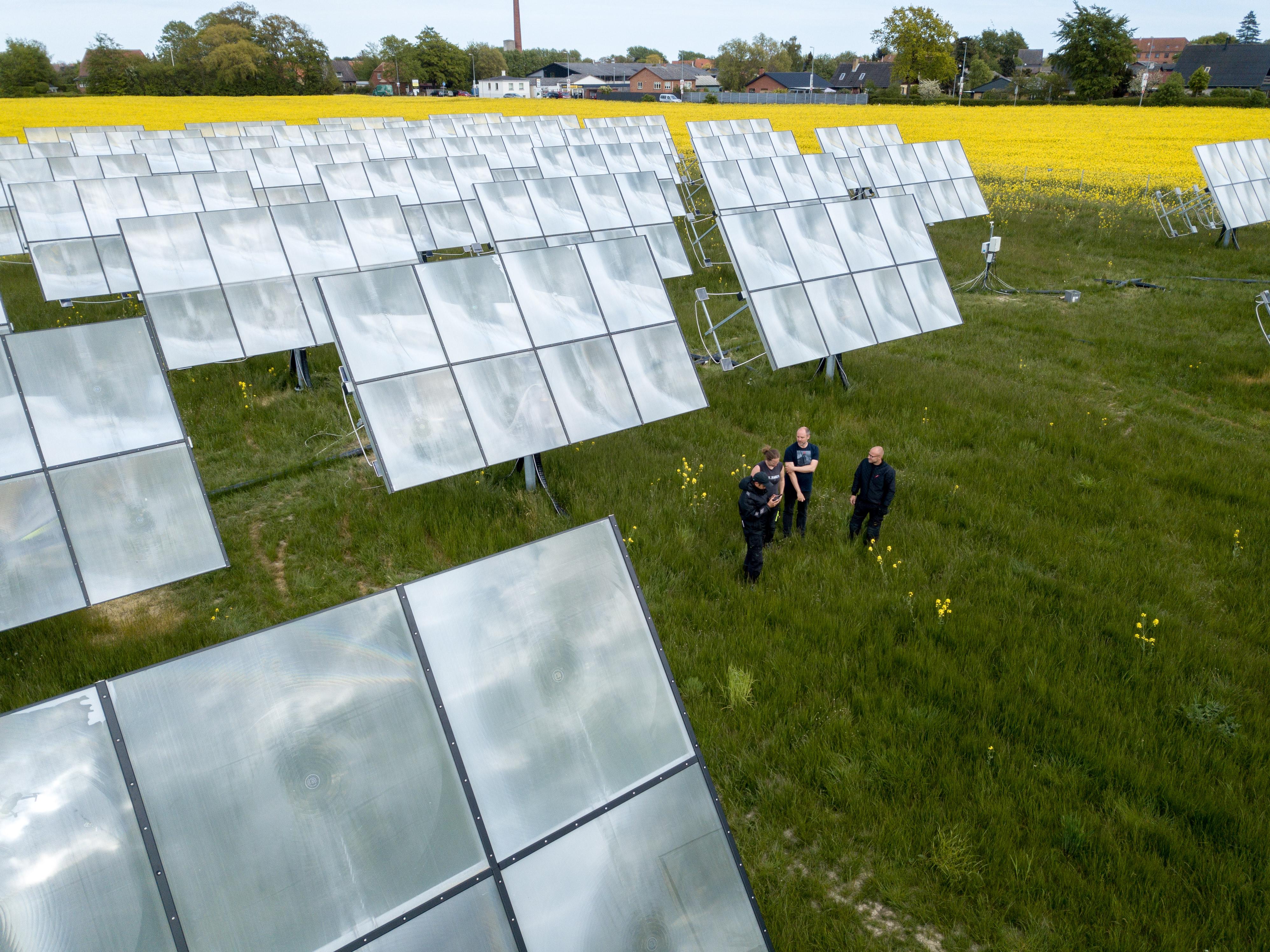 Gallery Heliac Solar Thermal 3
