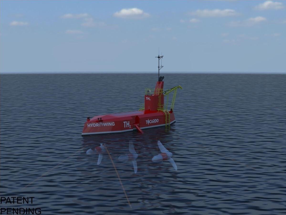 Gallery Tocardo tidal energy turbines 3