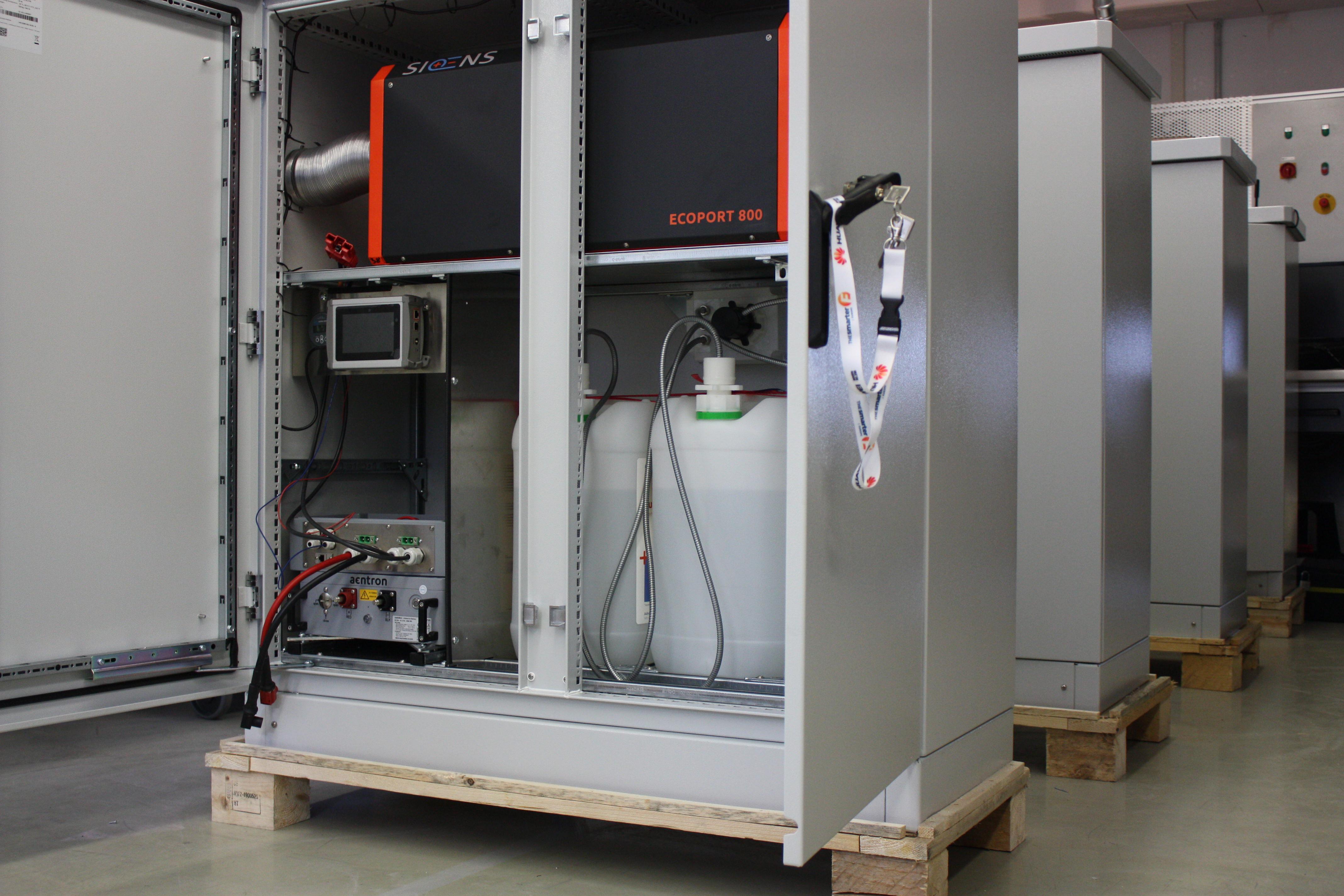 Gallery Ecoport 800 Methanol Fuel Cell 3