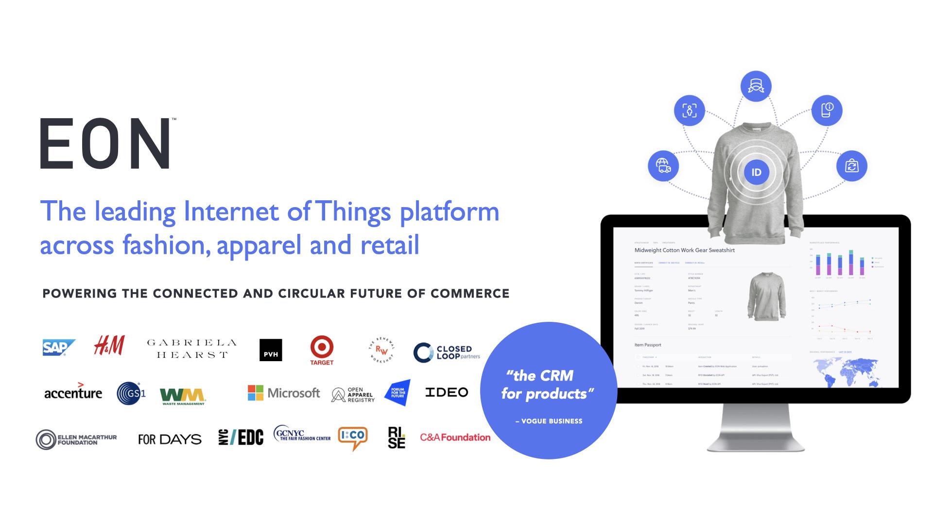Gallery EON Internet of Things platform 3