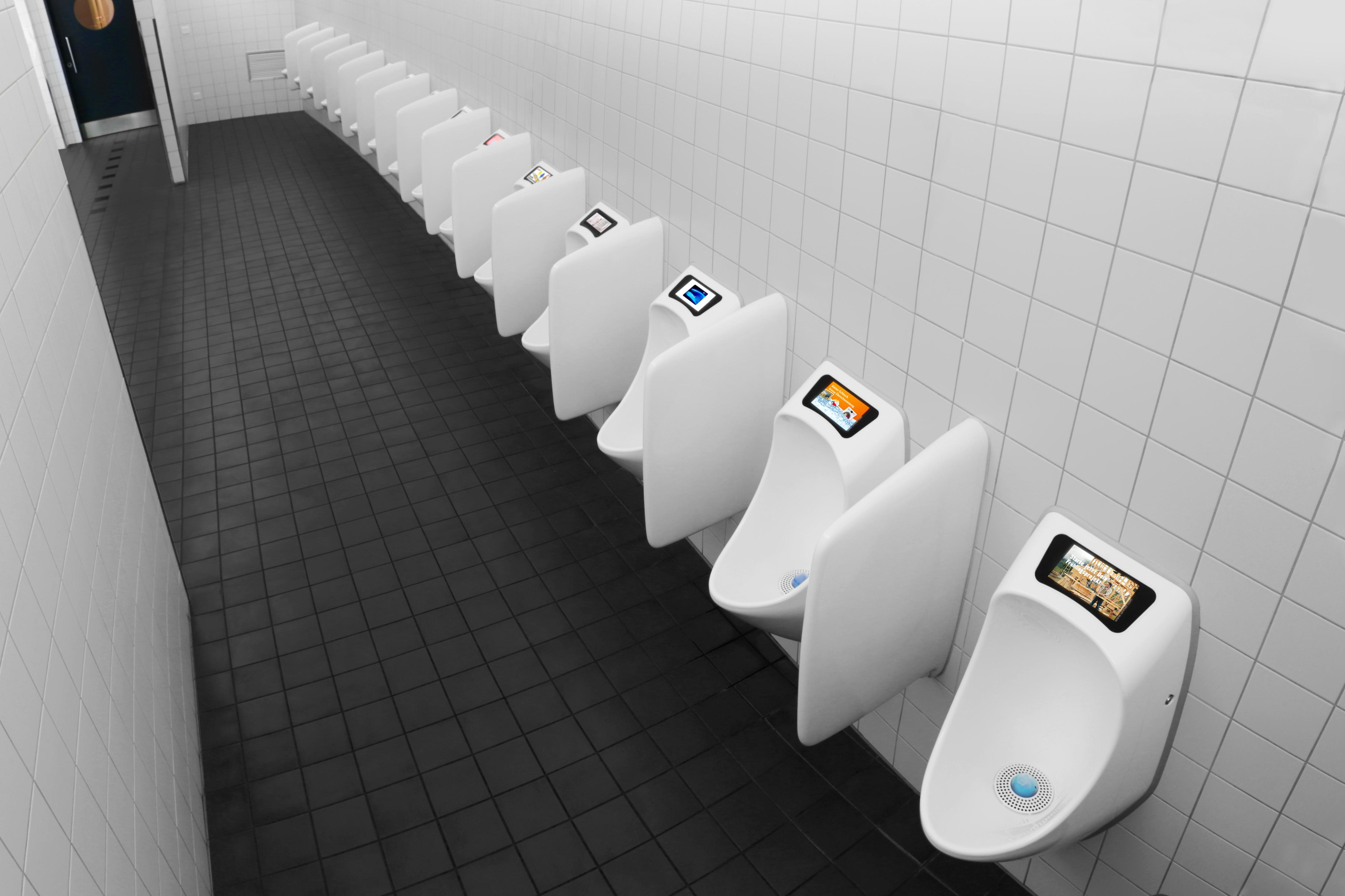 Gallery Waterless Urinal 3