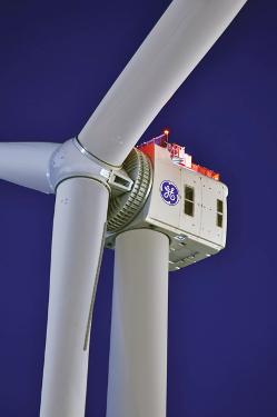 Gallery Haliade-X wind turbine 3