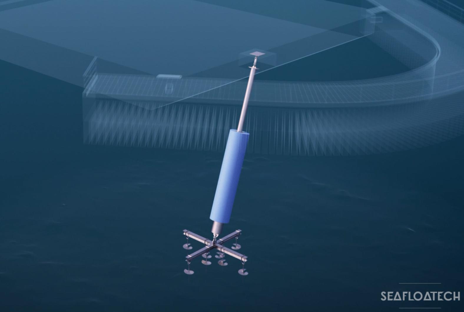 Gallery Seafloatech Pod® 3