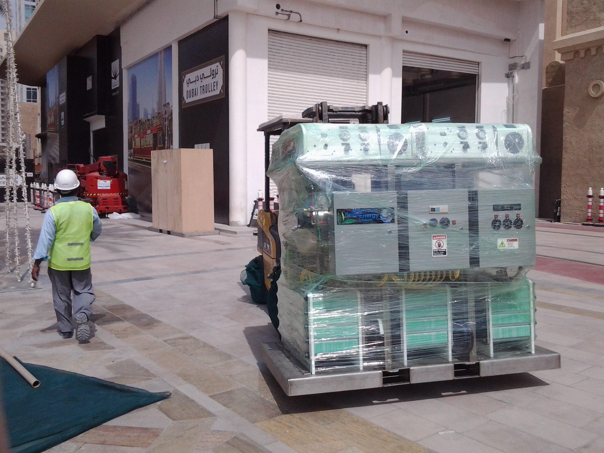 Gallery MRE Hydrogen Generators 3