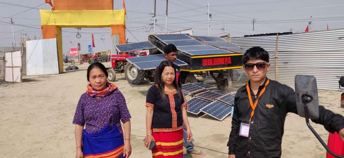 Gallery Mobile Solar Generator 3