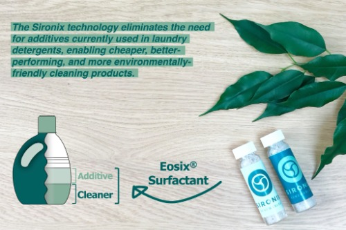 Gallery Plant-based Eosix® surfactant 3