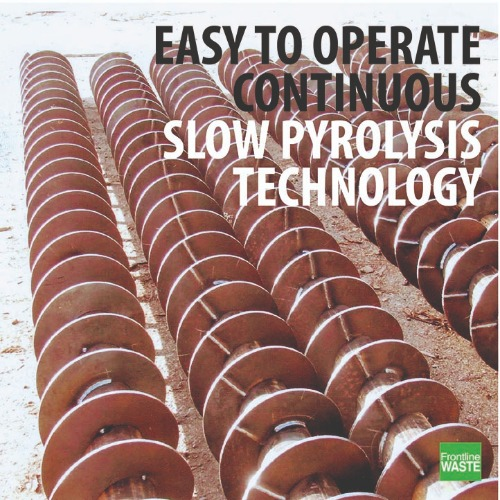 Gallery JF Pyrolysis Products-from-Waste System 3