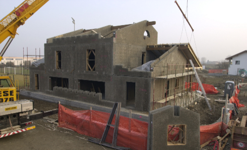 Gallery ENVIROCRETE Bioclimatic Houses & Building 3