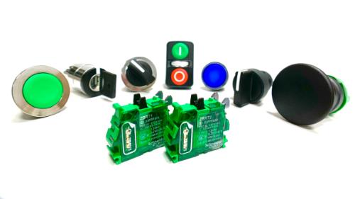 Gallery Harmony wireless battery-less Interface 3