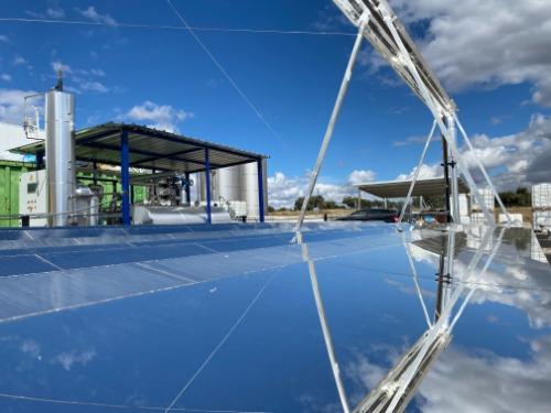 Gallery LF20: Linear Fresnel Solar Collector 3