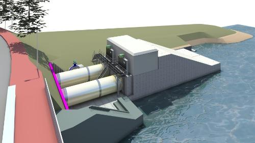 Gallery Archimedes Screw Turbine 3