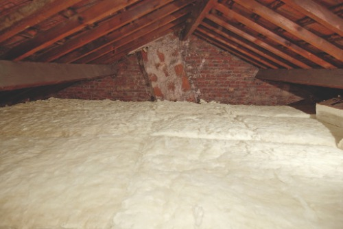 Gallery ISOVER bio-based glass wool insulation 3