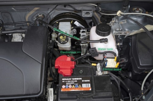Gallery Hydrogen Injection System (H.I.S.) 3