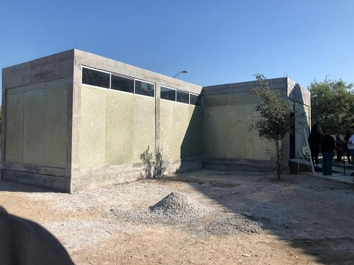 Gallery PolyAl sustainable building material 3