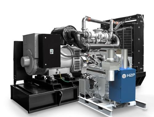 Gallery H2P engine 3