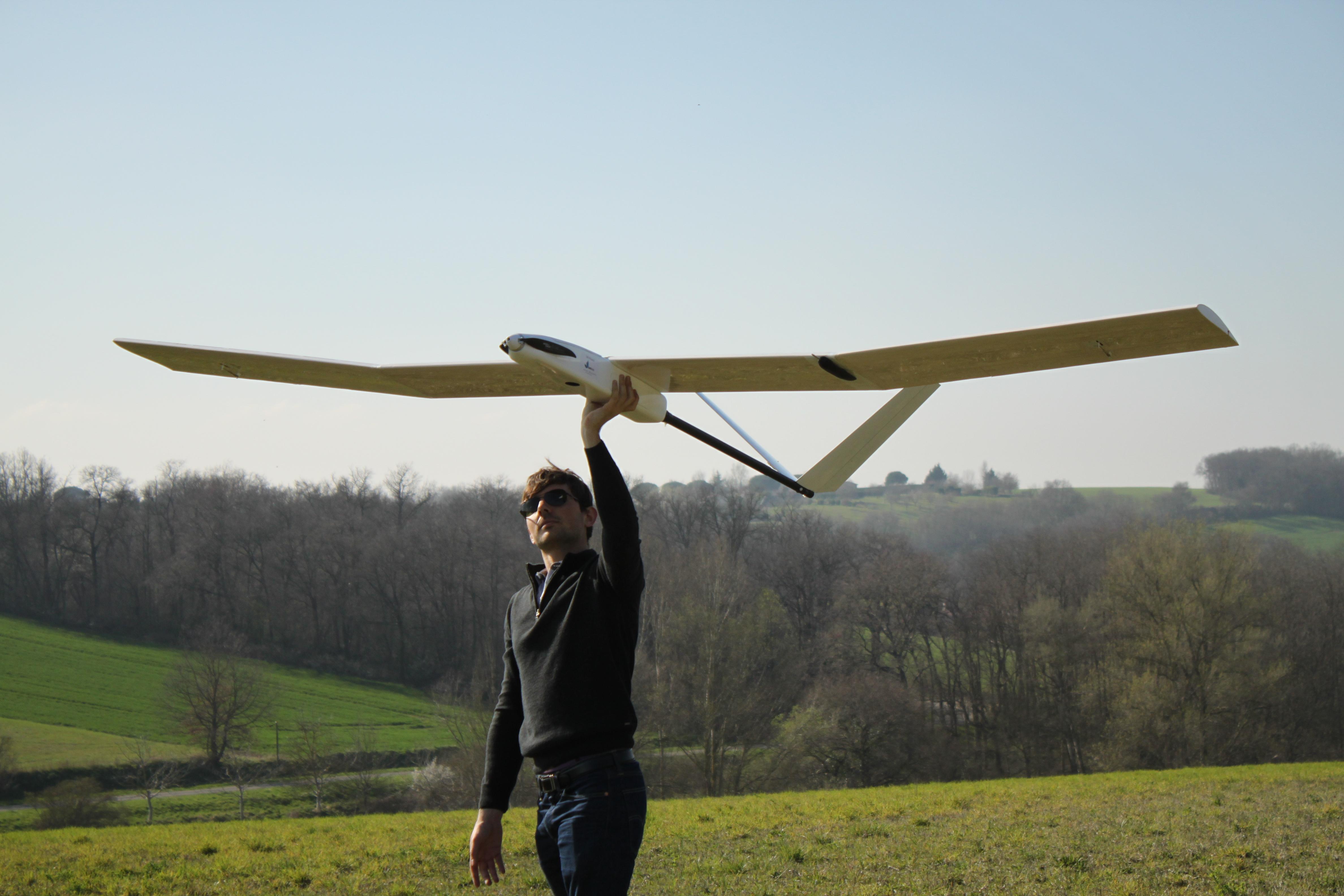 Gallery SB4 Phoenix Solar Drone 4