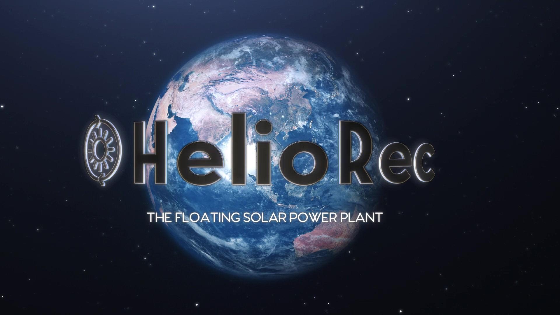 Gallery  HelioRec Floating Solar Power Plant 4