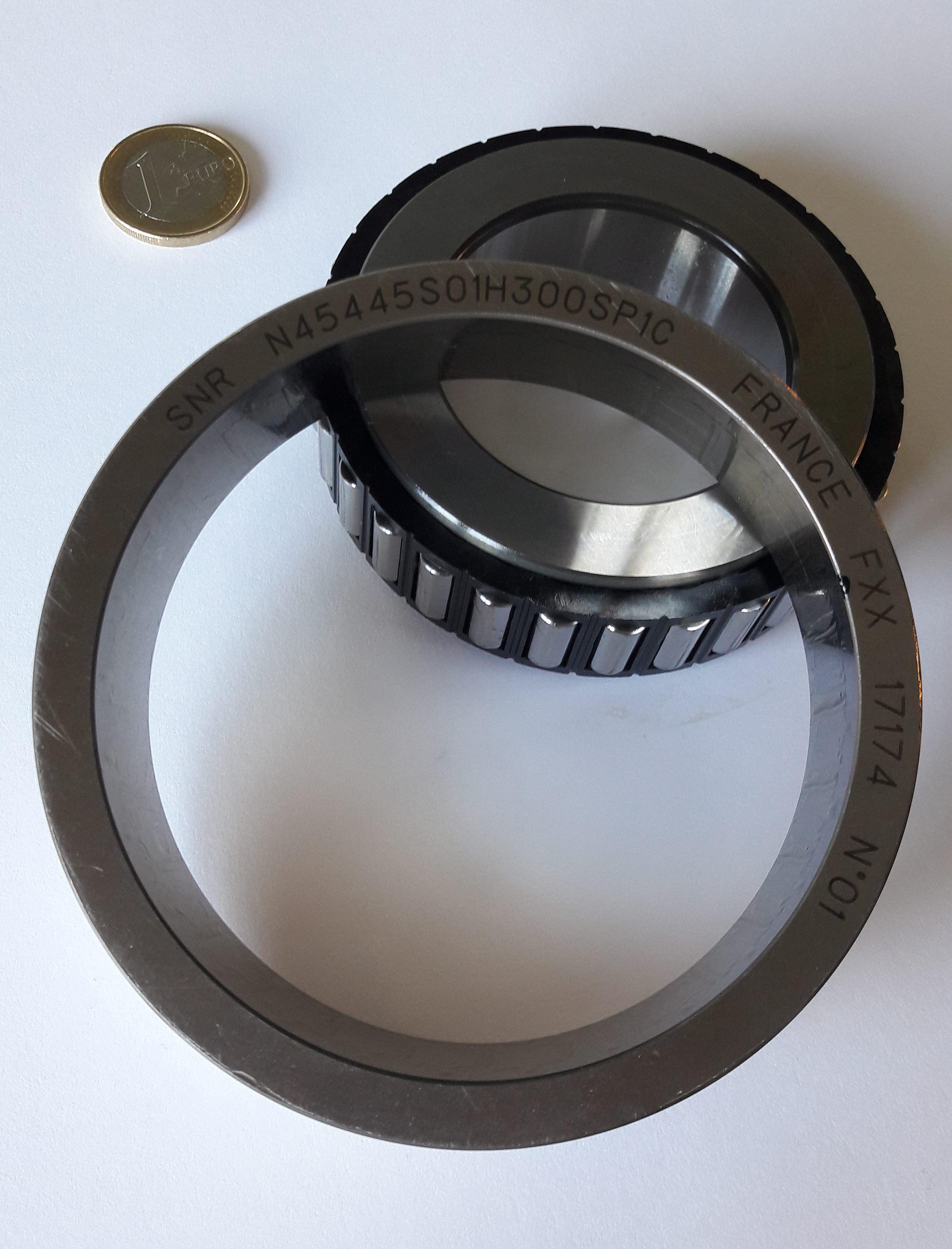 Gallery NTN-SNR crankshaft bearing 4