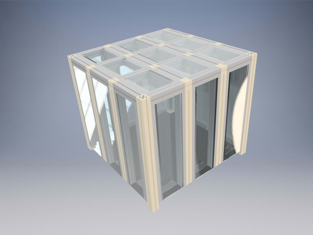 Gallery UHCS Recycled PET house 4