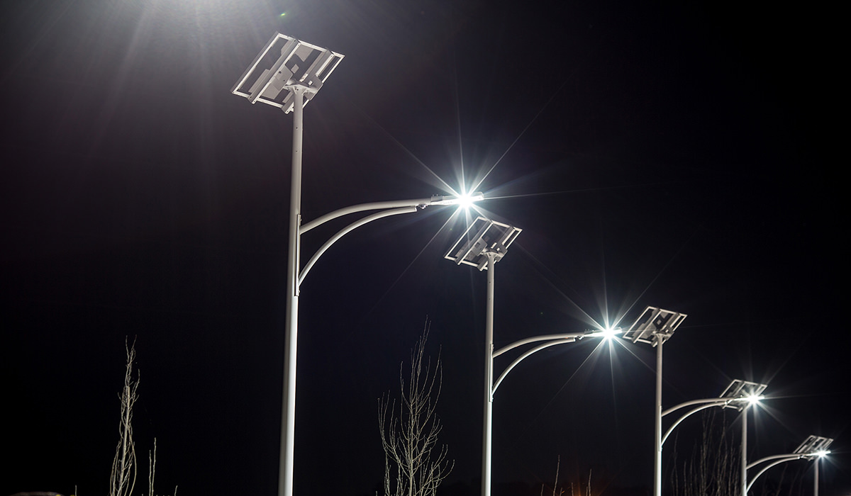 Gallery LUMI'IN smart solar streetlights 4