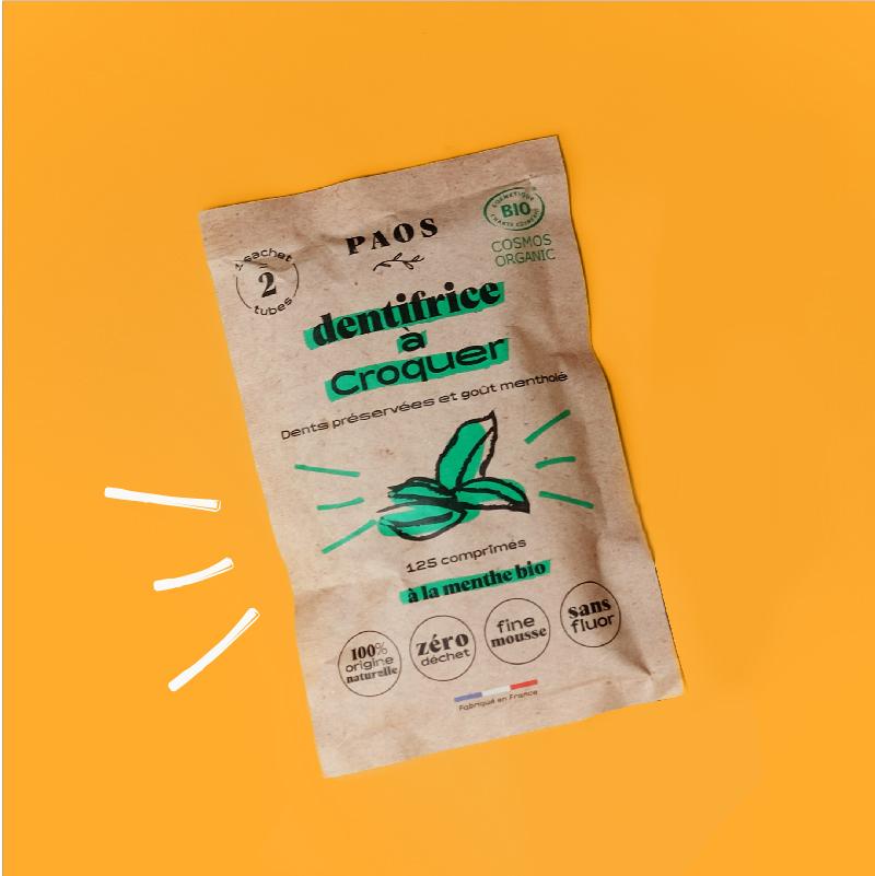 Gallery PAOS organic toothpaste 4