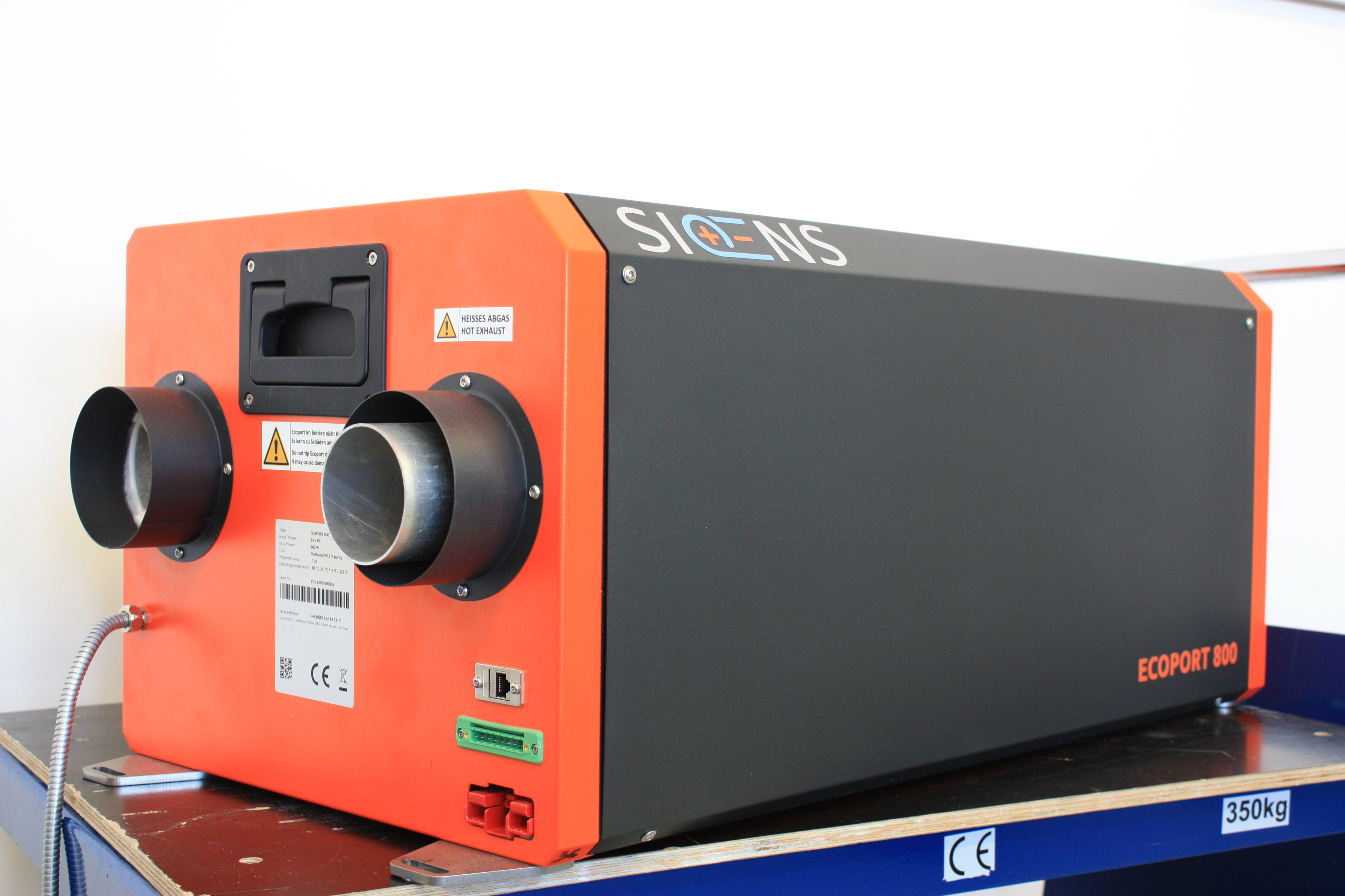 Gallery Ecoport 800 Methanol Fuel Cell 4