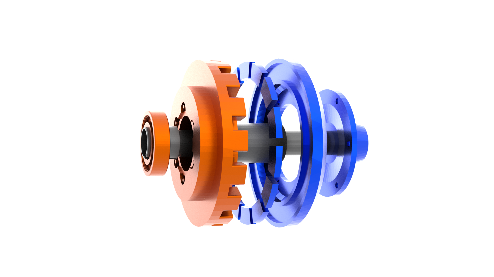 Gallery Zero Emission Energy Recovery Brake System 4