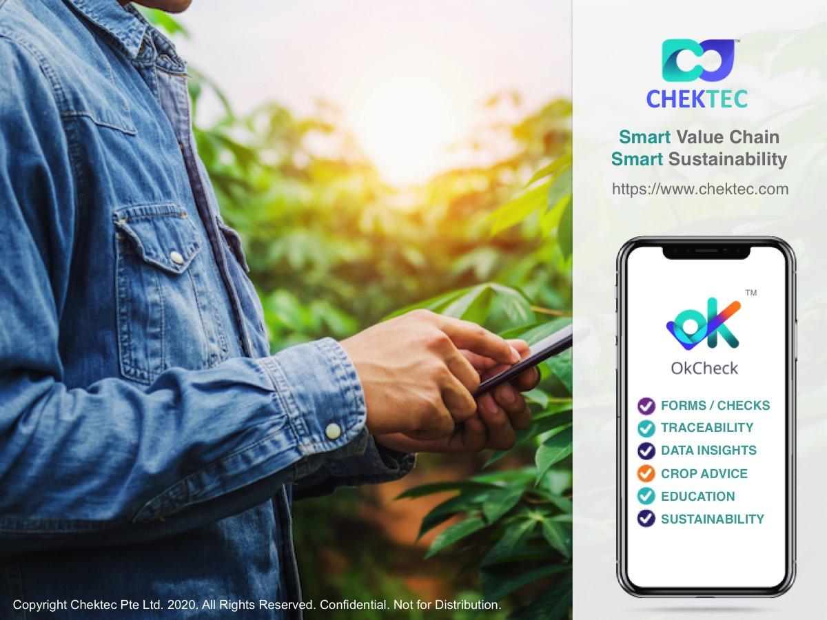 Gallery OKCHECK App 4