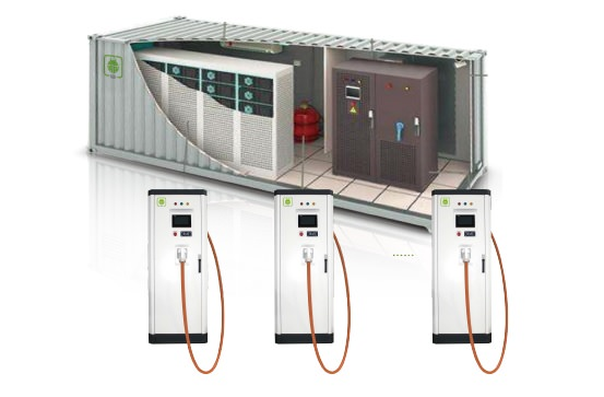 Gallery FAST Charging Stations 4