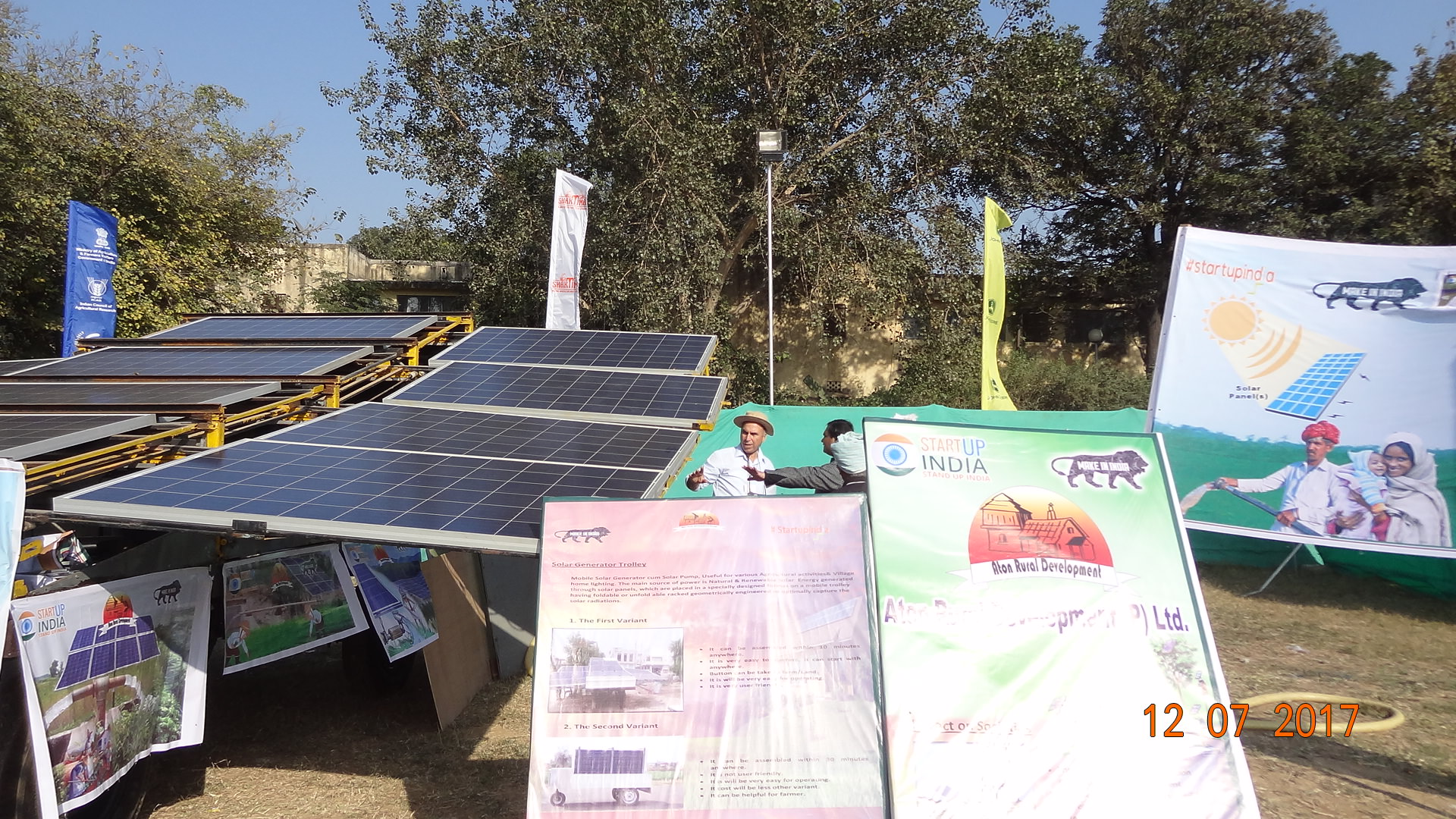 Gallery Mobile Solar Generator 4