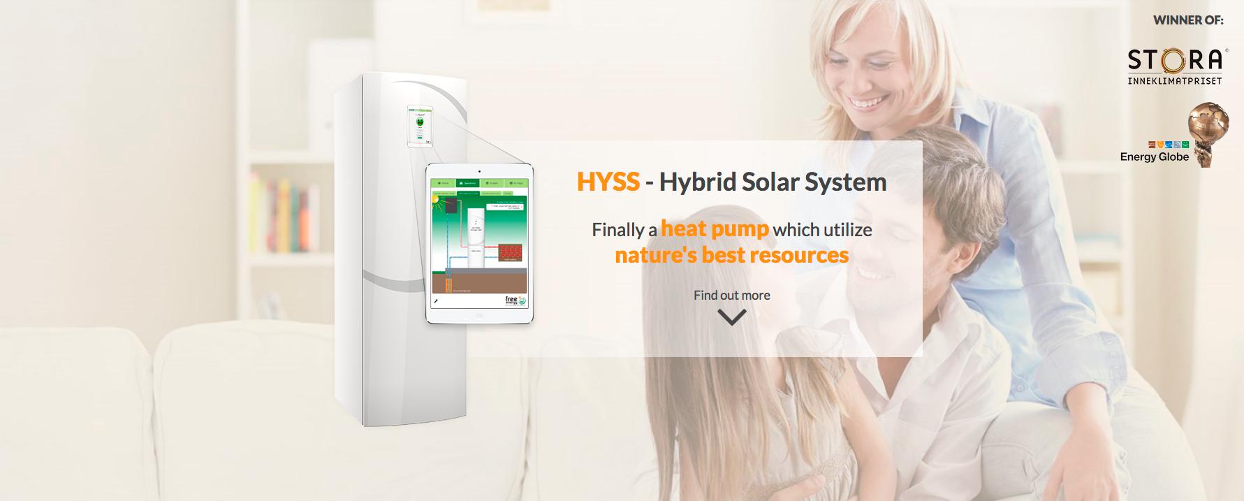 Gallery Hybrid Solar System 4