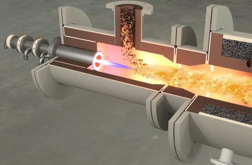 Gallery APT-HP High-power plasma torch 4