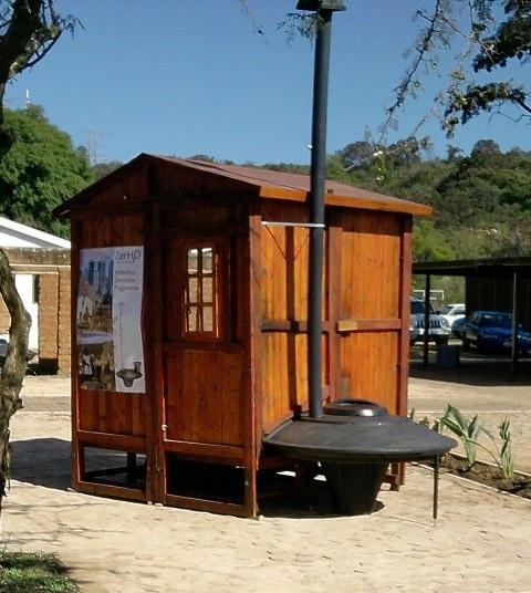 Gallery Zerho Waterless Toilet 4