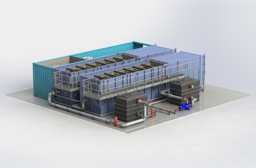 Gallery Micro Nano Bubble Flotation MNBF® 4