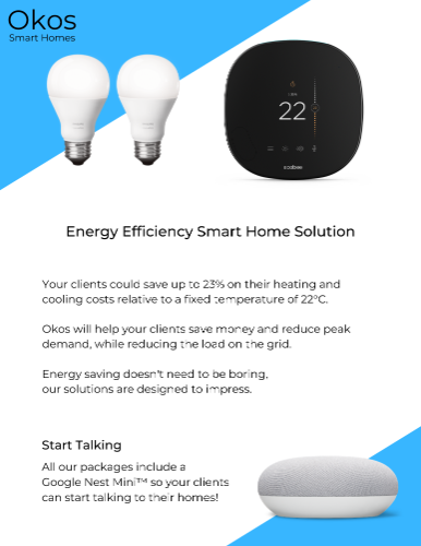 Gallery Energy Efficiency Smart Home Solution 4