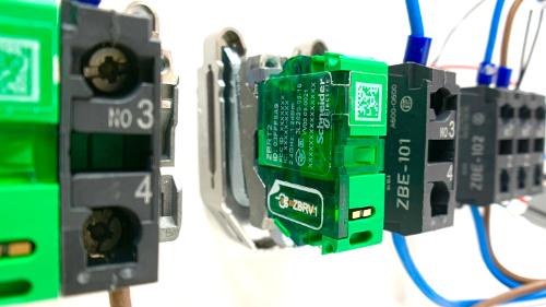 Gallery Harmony wireless battery-less Interface 4