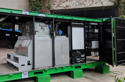 Gallery Micro Auto Gasification System (MAGS) 4