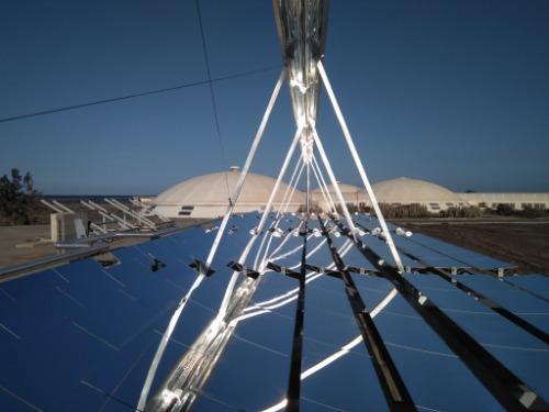 Gallery LF20: Linear Fresnel Solar Collector 4