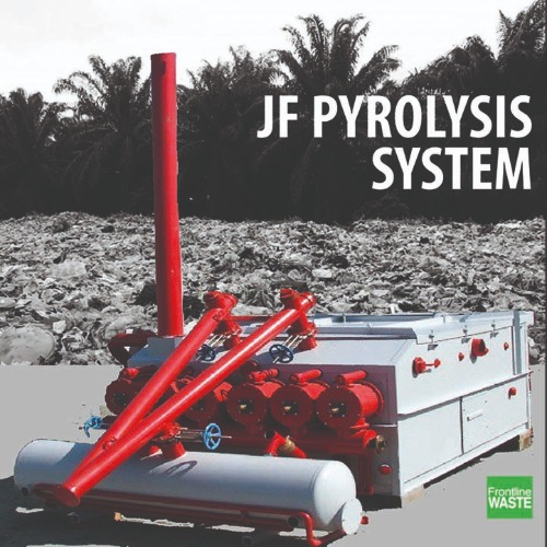 Gallery JF Pyrolysis Products-from-Waste System 4