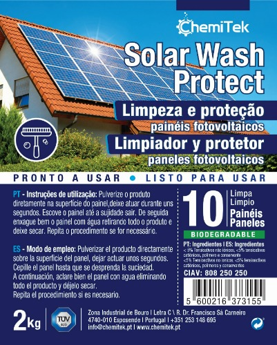 Gallery Solar Wash Protect 4