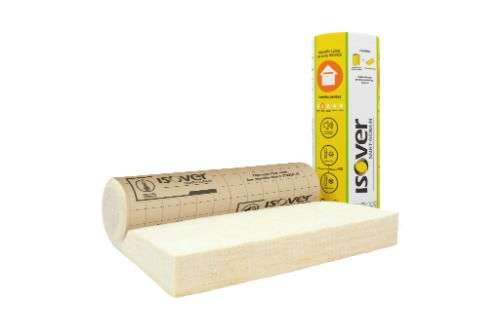 Gallery ISOVER bio-based glass wool insulation 4